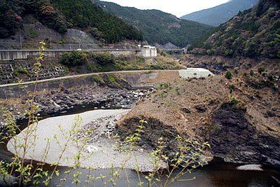 上北山村の川