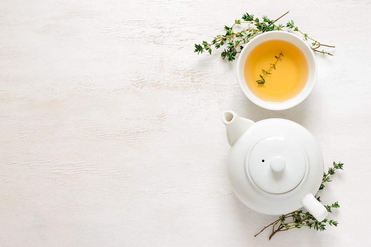 緑茶のセット